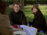 Клиника \ Scrubs - Кокс, Джордан и Джек в парке