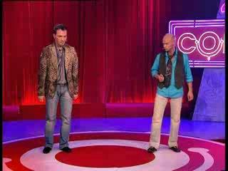 Comedy Club - Москвичи и петербуржцы