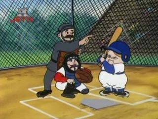 Жизнь с Луи - Бейсбол