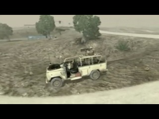 Battlefield 2 Project Reality (trailer)