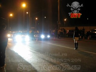 (614) - SkullRoadTeam 25.09.2010 - ВАЗ 2114 vs Chevrolet