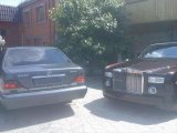 Бандитские авто: 1. Mercedes 2. BMW 3. Cayenne, Range и пр.