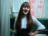 10 СЕКУНД УГАРА :D как правильно смывать косметику с лица.учитесь :D
