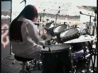 Самый лучший на планете ударник - Joey Jordison