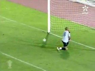 Самый Курьёзный гол с пенальти в Истории футбола