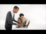 Jamel Debbouze & Stromae 2010 MacBook решает HD