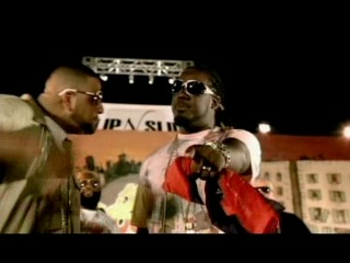 Dj Khaled feat. T-Pain, Trick Daddy, Rick Ross, Plies, Young Jeezy & Dre - I'm So Hood / Brown Paper Bag