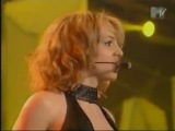 Britney Spears - Baby...One More Time + Crazy (EMA 1999) / Бритни Спирс - выступление 1999 в Европе HQ
