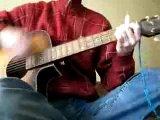 НЭНСИ. (Парень паёт под гитару) ЧИСТЫЙ ЛИСТ.