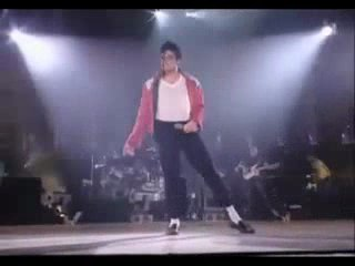 Майкл Джексон - Лучший танец тысячелетия