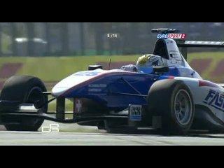 GP3. 3 Гонка 2010. Испания(Валенсия)