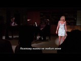 Glee Cast (Kristin Chenoweth & Lea Michele) - Maybe This Time (1.05)