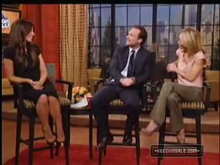 Kate Beckinsale interview on Regis and Kelly