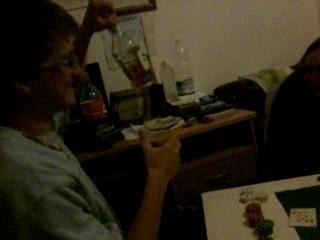 у меня дома играем в покер))
