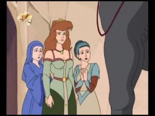 Король Артур и рыцари без страха и упрека 2 сезон 10 серия
