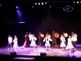 Эргырон - Эскимосский танец с батутом 2