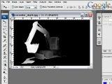 Взаимодействие Google SketchUp и Photoshop. 4.Размытое изображение(Eng)
