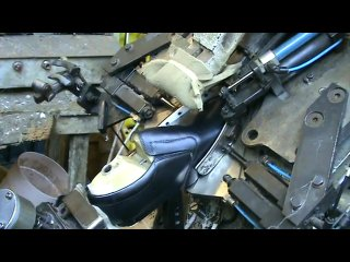 How It's Made Solovair Footwear