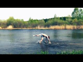 achievement X-Life team summer 2010 3run chelyabinsk parkour