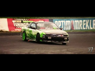 King of Europe Drift Series - Mariapocs 2010