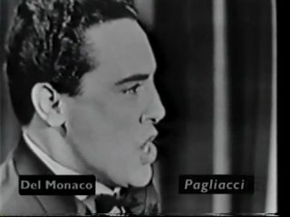 Mario del Monaco - Recitar