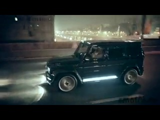 Mercedes-Benz G55 Mansory