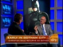 Темный рыцарь  The Dark Knight (2008) - Интервью Кристиана CBS (Harry Smith)