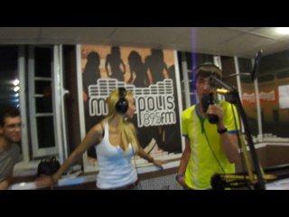 Miss Yo-Yo & Animalis @ 4 года радио-шоу Пространство @ Megapolis FM