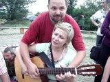 Барзовка 2010,мои мамам и папан)))