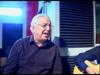 Серж Танкян и его отец Хачатур Танкян -- Бари Арагил (Добрый аист)