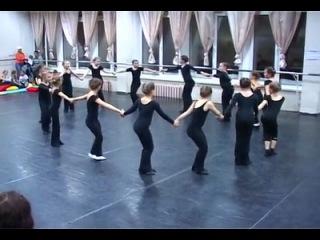 Постановка – стилизация корякского танца для детей 8- 12 лет. Елена Коротаева (Екатеринбург).