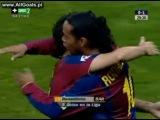 последний гол Роналдиньо в барсе ((( --- смотрим на лицо месси