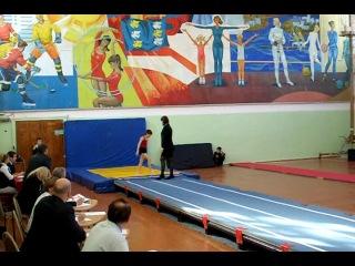 первенство ЦФО по прыжкам на АКД и ДМТ 2011
