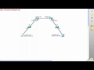 Конфигурирование статической маршрутизации