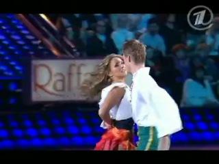 Алексей Воробьев и Татьяна Навка Лед и пламень
