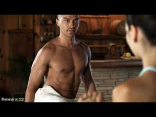 Dirty dancing 3. Capoeira nights with Camilla Belle