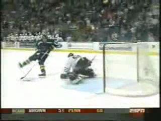Самый смешной буллит за всю историю хоккея