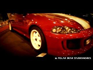 Как проводят авто тусовки в Венгрии [HD]