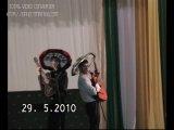 Фантастические Мачо(Наше выступление)