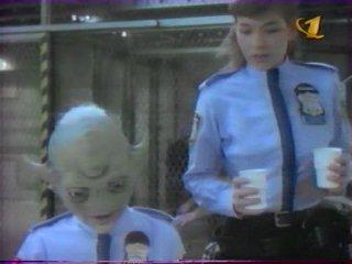 Космическая полиция / Space Precinct (1995) - 23 серия