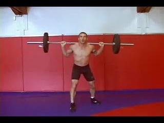 Комплекс тренировки для бойцов MMA и грэплеров