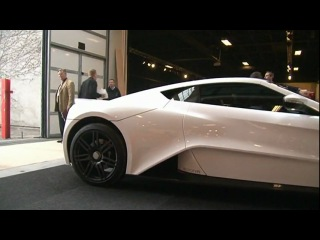 All new Zenvo Sit Supercar 2010 in Dubai