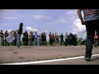 Зїзд байкерів - аеродром Мукачево