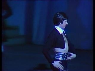 Анс. И.Моисеева. Маламбо (Танец Гаучо). Классический состав! Легендарные соло Бориса Санкина и Рудия Ходжаяна