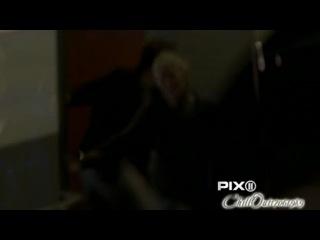 Damon и Elena.А так же:Стефан,Бони,Эмили,Роуз.