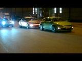 3 in 1 - VW Scirocco рулить надо жестко!
