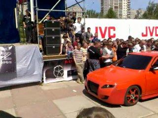 конкурс автозвука в Перми (ваз 2112)
