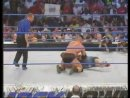 John Cena Vs. Luther Reigns (WWE SmackDown! 22.07.2004)