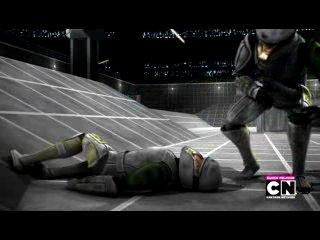 Зв: Войны клонов 3 сезон 1 серия