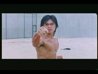 Шикарный китайский боевик